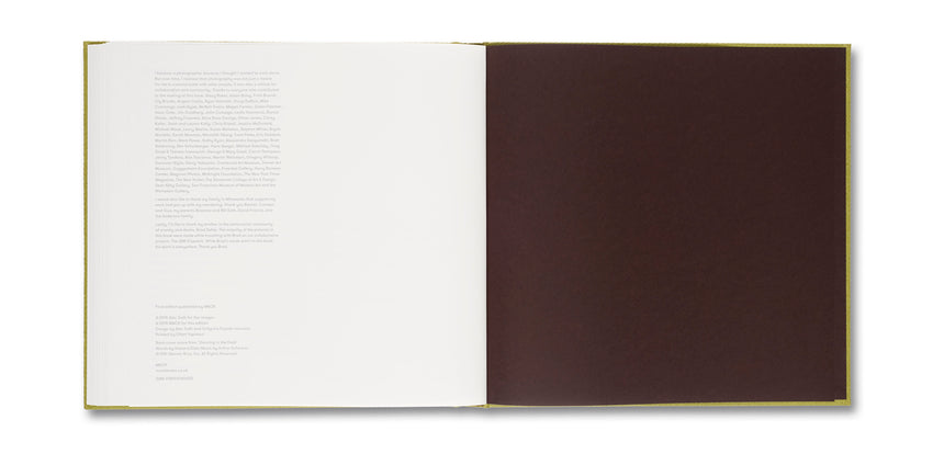 Songbook (First edition, third printing) <br> Alec Soth - MACK