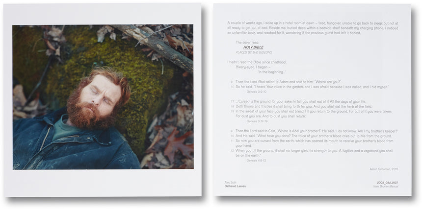 Gathered Leaves <br> Alec Soth - MACK