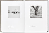Spread of photobook American Winter by Gerry Johansson, Mack photography book