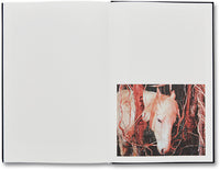 Spread of photobook What the Living Carry by Morgan Ashcom, Mack photography book