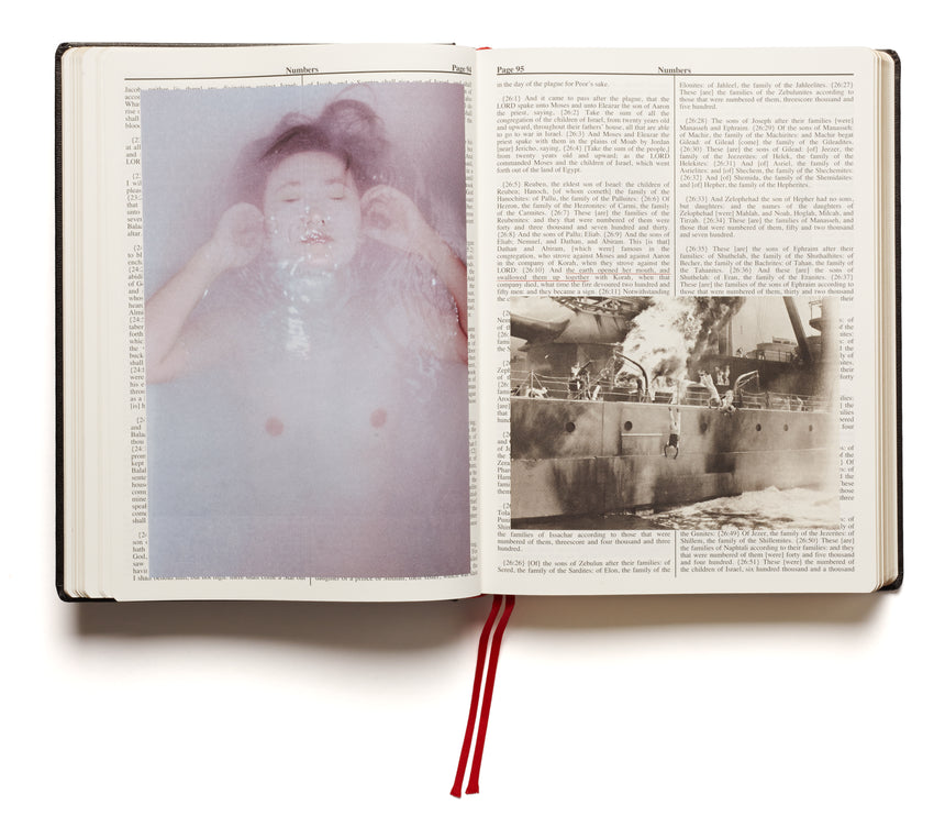 Holy Bible (Second printing) <br> Adam Broomberg & Oliver Chanarin - MACK