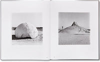 Spread of photobook The Flying Carpet by Cesare Fabbri, Mack photography book