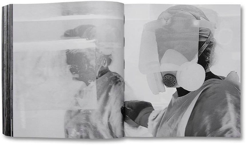 Incoming <br> Richard Mosse - MACK