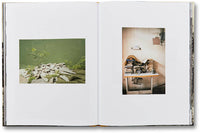 Spread of photobook Nothing's in Vain by Emmanuelle Andrianjafy, Mack photography book