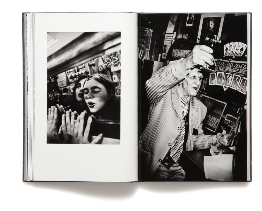 Soho <br> Anders Petersen - MACK