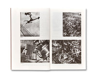Spread of The Camera by Victor Burgin, Mack book