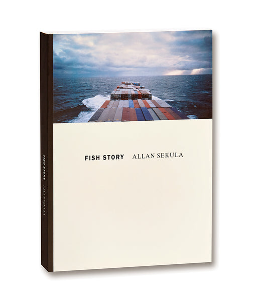 Cover of photobook Fish Story by Allan Sekula, Mack photography book