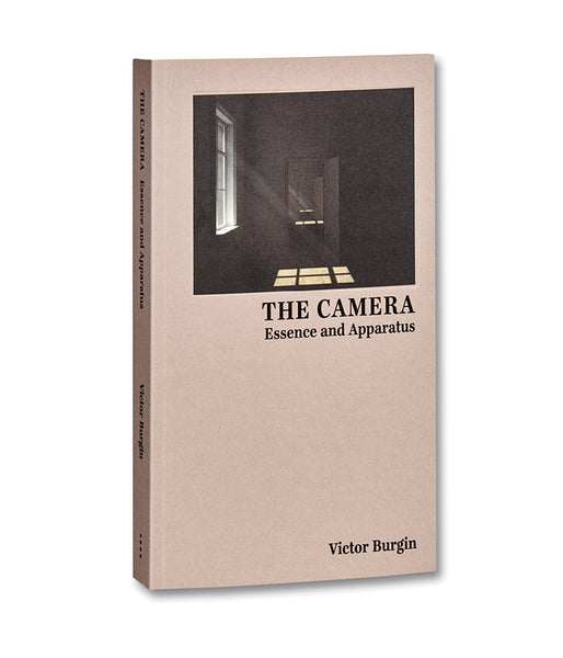 Cover of The Camera by Victor Burgin, Mack book