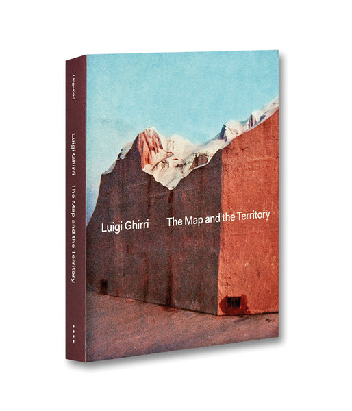 Cover of photobook The Map & The Territory [Paperback] by Luigi Ghirri, Mack photography book
