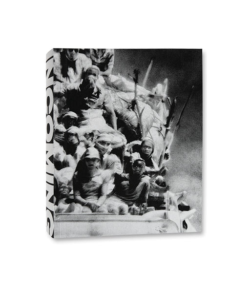 Cover of photobook Incoming by Richard Mosse, Mack photography book