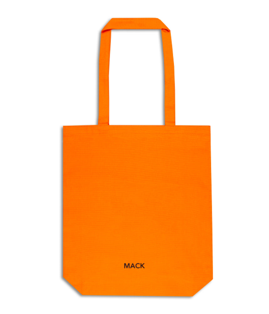MACK Orange Tote Bag