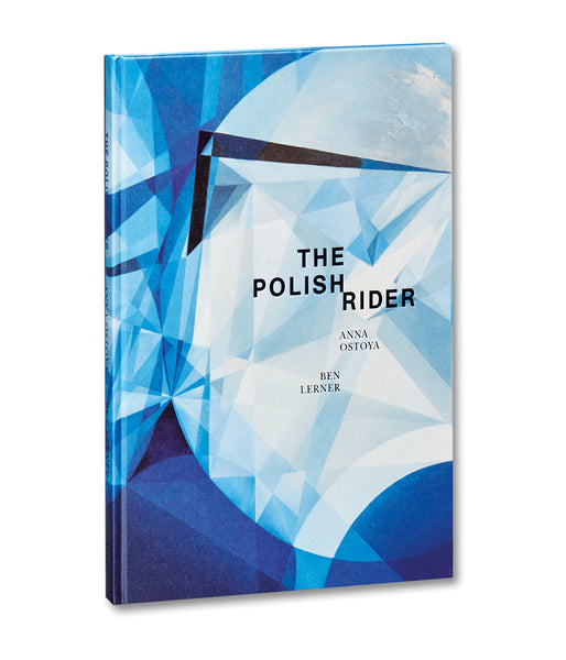 Cover of The Polish Rider by Anna Ostoya & Ben Lerner, Mack photography book