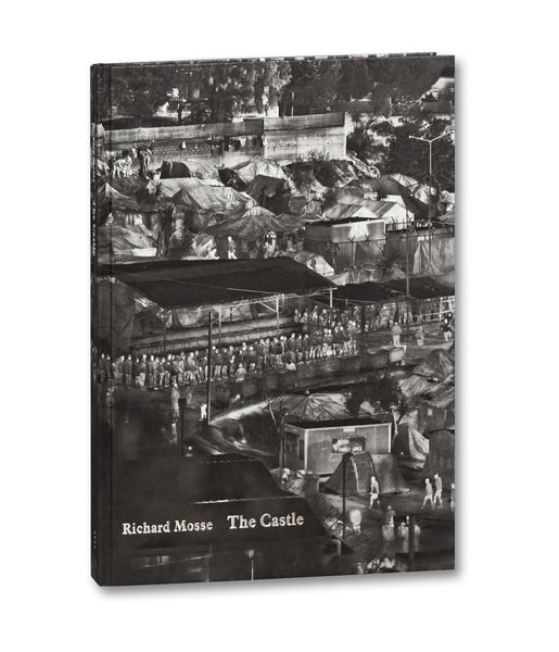 Cover of photobook The Castle by Richard Mosse, Mack photography book