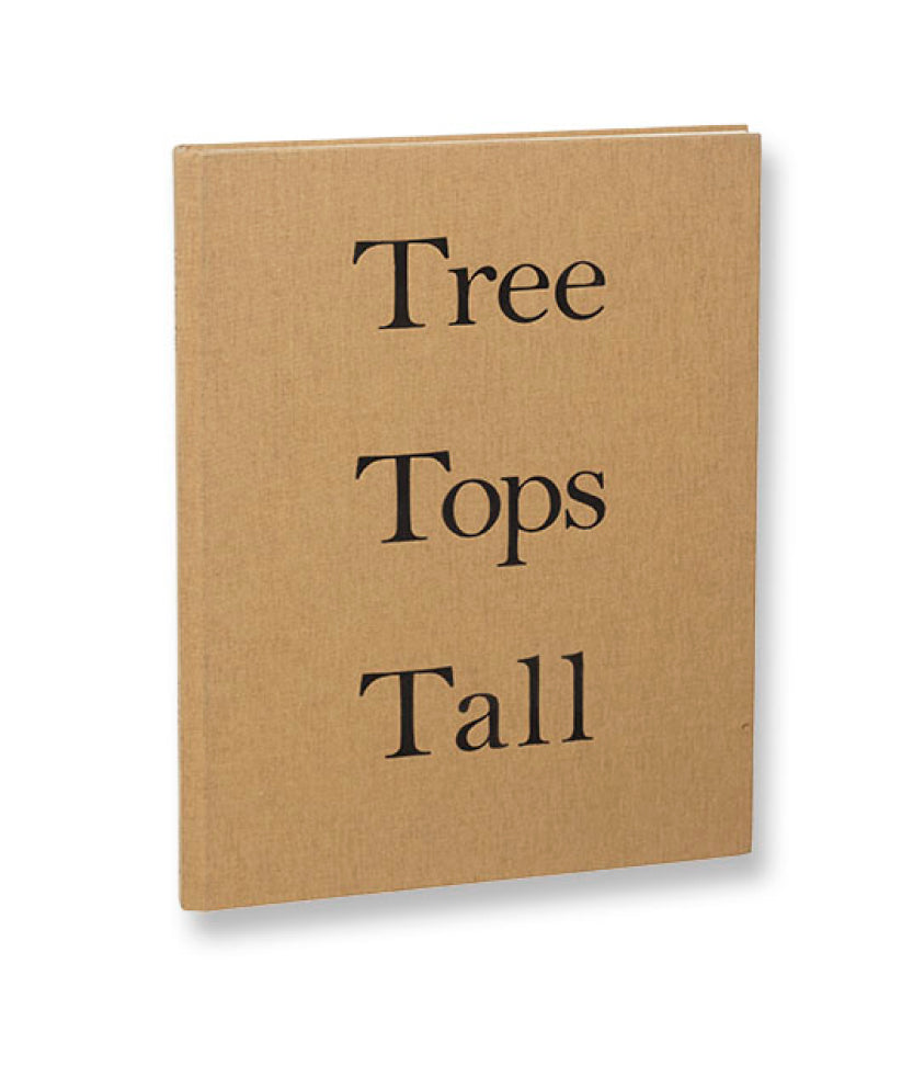 Tree Tops Tall <br> Neil Drabble - MACK