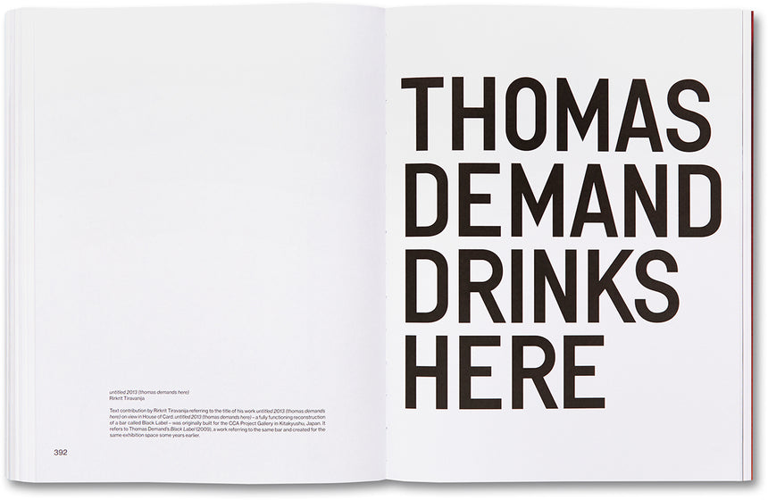 House of Card <br> Thomas Demand