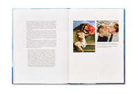 Spread of The Polish Rider by Anna Ostoya & Ben Lerner, Mack photography book