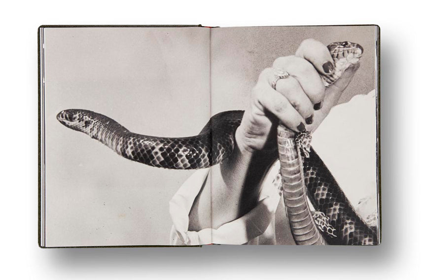 Girl Plays with Snake <br> Clare Strand - MACK