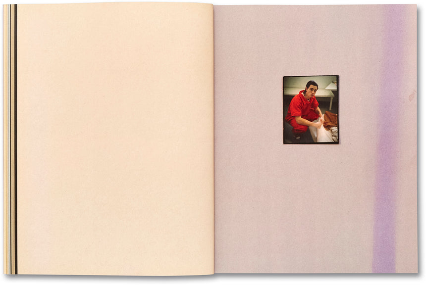 Omaha Sketchbook <br> Gregory Halpern - MACK
