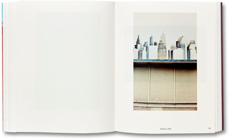 The Map and The Territory <br> Luigi Ghirri [Hardback] - MACK