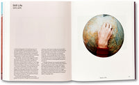 Spread of photobook The Map & The Territory [Paperback] by Luigi Ghirri, Mack photography book