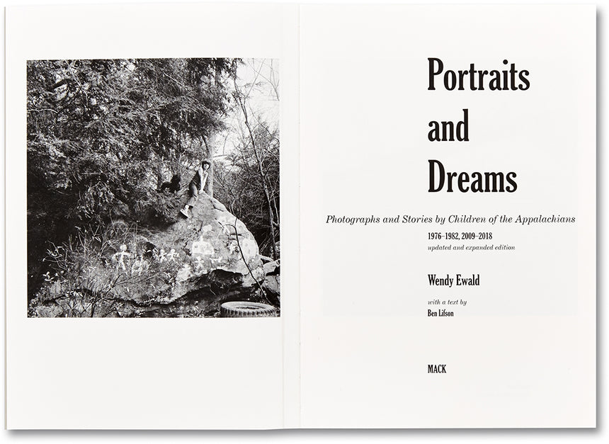 Portraits and Dreams <br> Wendy Ewald
