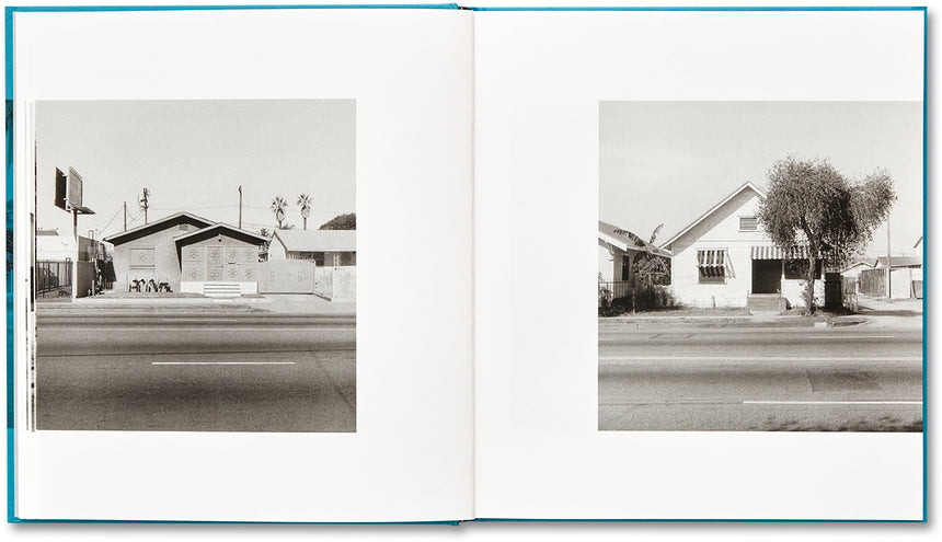 Seventy-Two and One Half Miles Across Los Angeles <br> Mark Ruwedel
