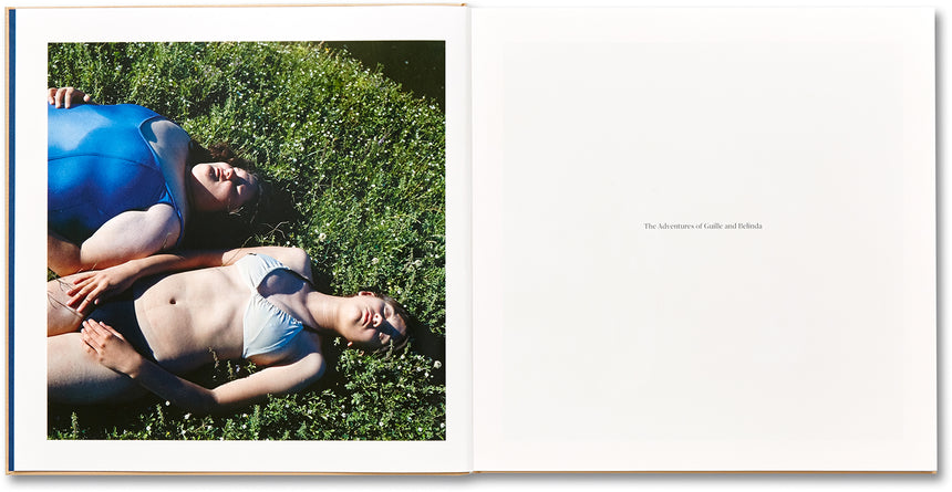 The Adventures of Guille and Belinda and The Illusion of an Everlasting Summer <br> Alessandra Sanguinetti