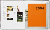 Spread of photobook The Complete Papers by Thomas Demand, Mack photography book