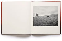 Spread of photobook she dances on Jackson by Vanessa Winship, Mack photography book