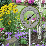 101-1523 Lollipop Garden Thermometer - Green