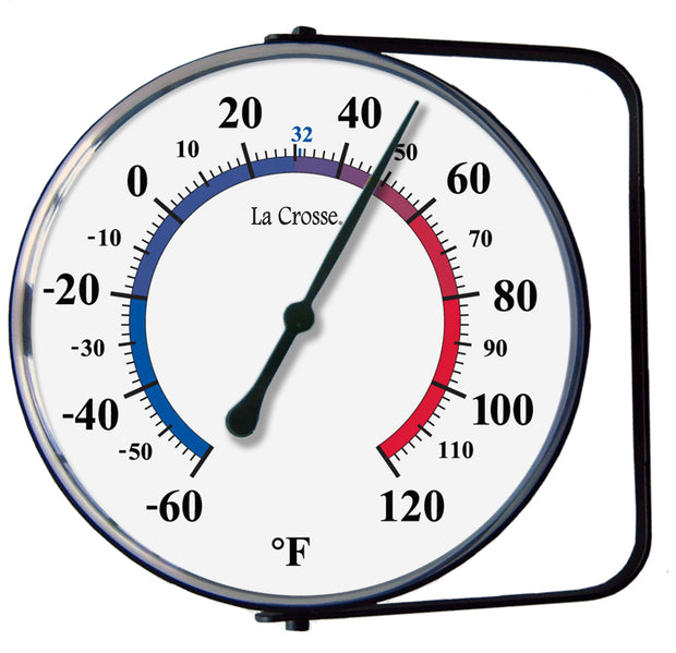 104-105 5 inch Thermometer with Bracket
