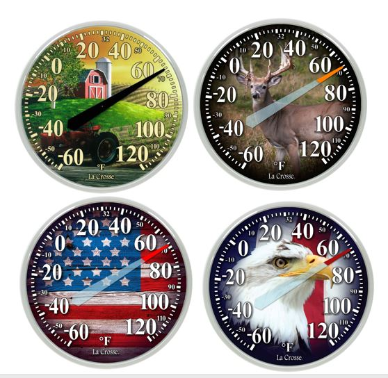 104-1534M  Variety Pack - Dial Thermometers