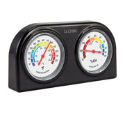 104-288 Indoor Temperature and Humidity Gauge