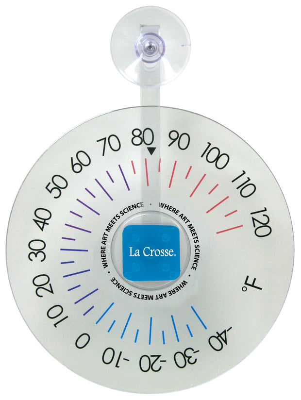 T83752 6 inch Dial Thermometer