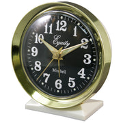 12020 Analog Key Wind Alarm Clock