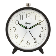 20091 Analog Quartz Alarm Clock