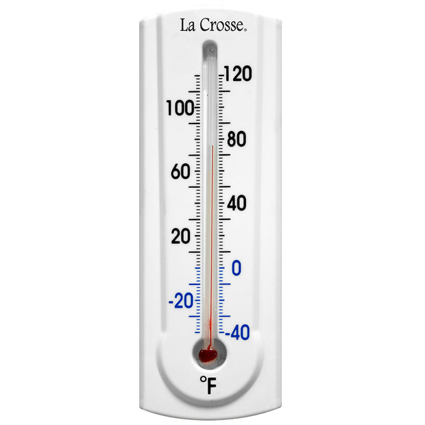 204-107 6.5 inch Thermometer with key hider on back