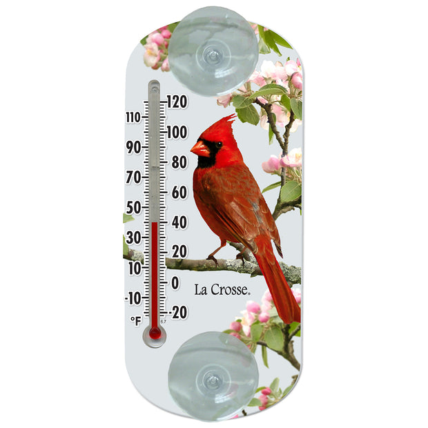 204-15201 Bird Variety Pack - Window Thermometers