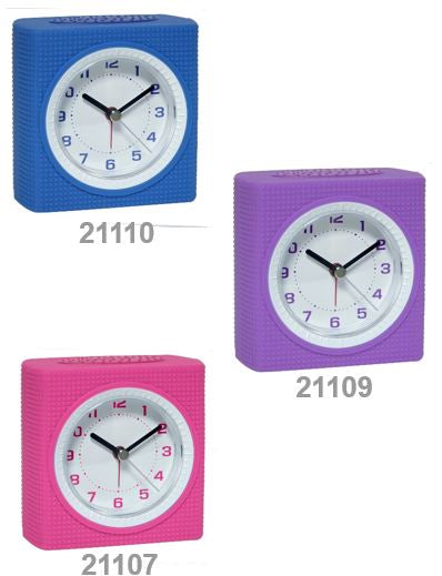 21106 Variety Pack - Silent Sweep Alarm Clock