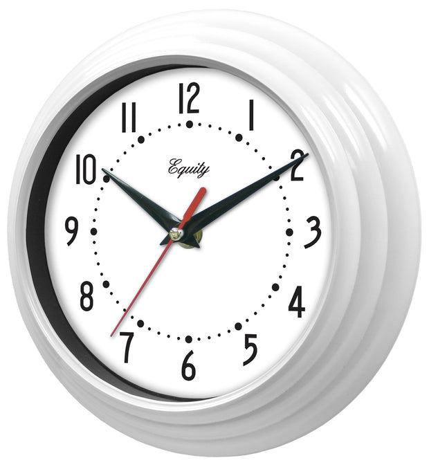 25011 8 inch Analog Wall Clock