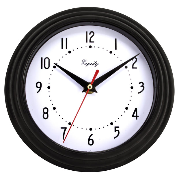 26000 8 inch Analog Wall Clock Variety Pack
