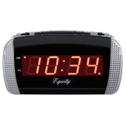 30240 Super Loud LED Alarm Clock