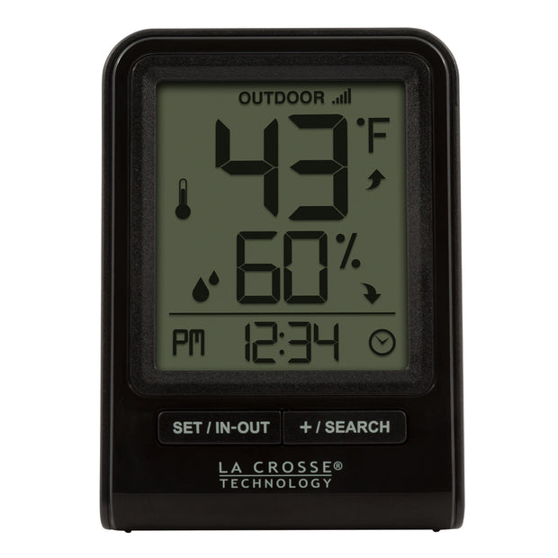 308-1409TH Wireless Thermometer with Humidity