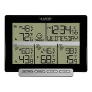308-1412-3TXV2 Weather Station with Time, Date, Indoor Temperature and Humidity and 3 Outdoor Sensors