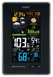 308-1425BCA Wireless Color Forecast Station
