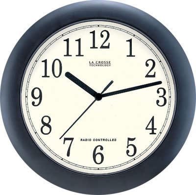 WT-3141B 14 inch Atomic Wall Clock