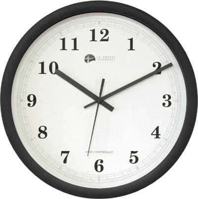 WT-3151A 15 inch Analog Wall Clock