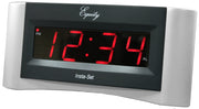 40009 Insta Set Digital Alarm Clock