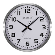 404-1220 20 inch Atomic Wall Clock