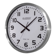 404-1220V2 20 inch Atomic Wall Clock